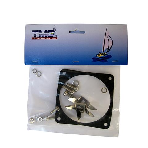 Tmc Wc Parçalayıcı Pervane Kiti - Elektrikli Wc İçin