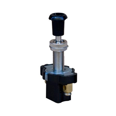 Tmc Switch 2 Pozisyonlu 12V 5 A. 12x7mm.