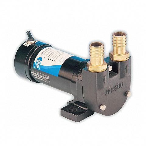 ITT Jabsco VR050-1022 Mazot Transfer Pompası 12V