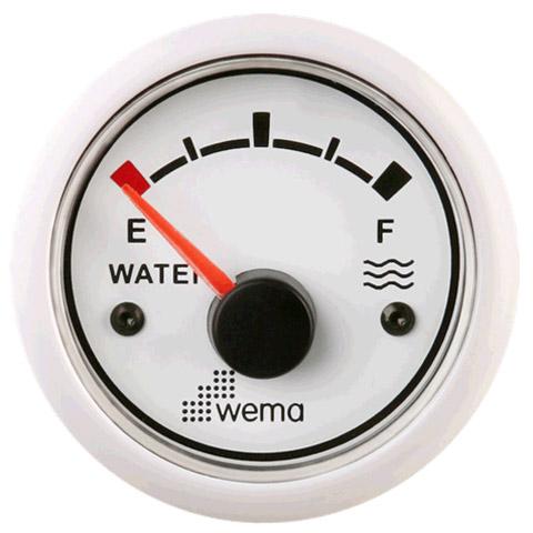 Wema IPWR Su Tankı Seviye Göstergesi - Beyaz