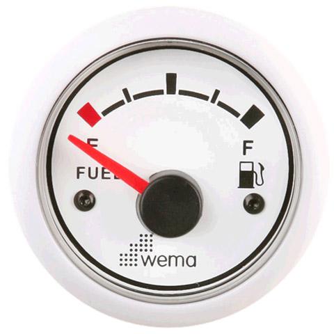 Wema IPFR Yakıt Tankı Seviye Göstergesi - Beyaz