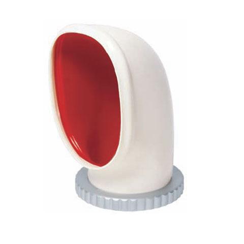 Vetus YOGI Esnek PVC Manika - Kırmızı