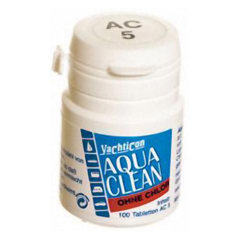 Yachticon Aqua Clean Su Katkısı 100 Tablet