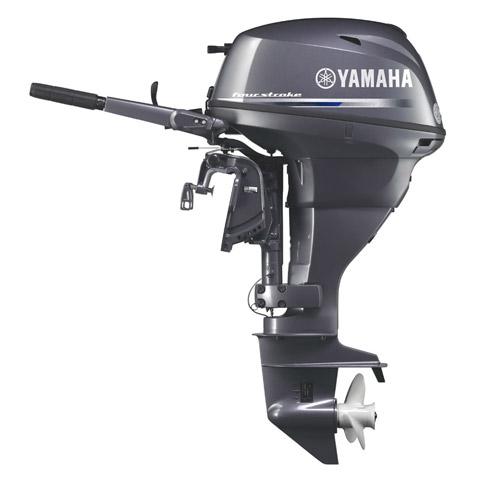 Yamaha 4 Zamanlı Deniz Motoru 25 Hp Uzun Şaft Manuel