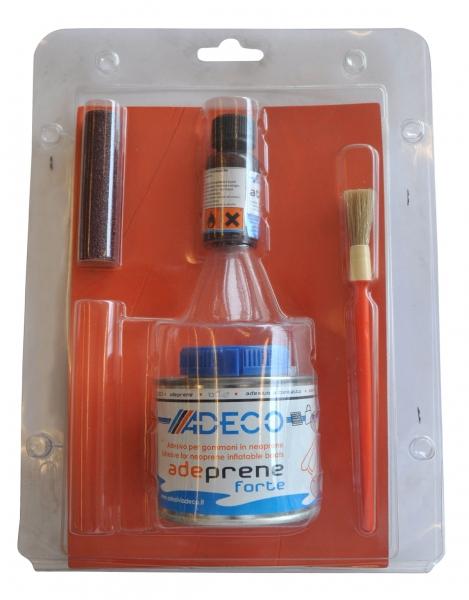 Adeco AdePrene Neopren Şişme Bot Tamir Kiti - Beyaz - 125gr.