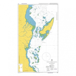 Admiralty Seyir Haritası 1032 - North Mafia Channel