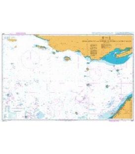 Admiralty Seyir Haritası 2887