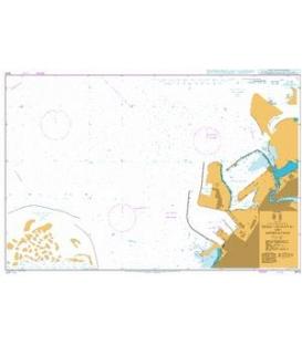 Admiralty Seyir Haritası 3414