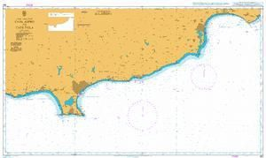 Admiralty Seyir Haritası 850