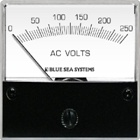 Blue Sea Systems 9354 Analog AC Voltmetre - 0-250V