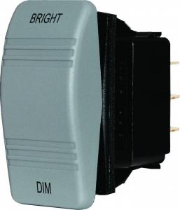 Blue Sea Systems Dimmer Kontrol Düğmesi - Gri