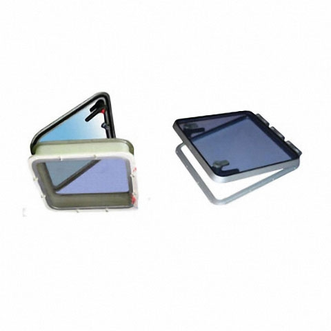 Bofor Classic HTC-60x60 Hatch 600x600mm. - Alüminyum