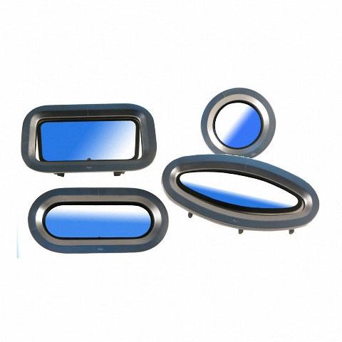 Bofor ELPS-2 Oval Lomboz 200x450mm. - Alüminyum