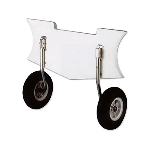 Şişme Bot Arabası - Kıça Montaj - 150kg.