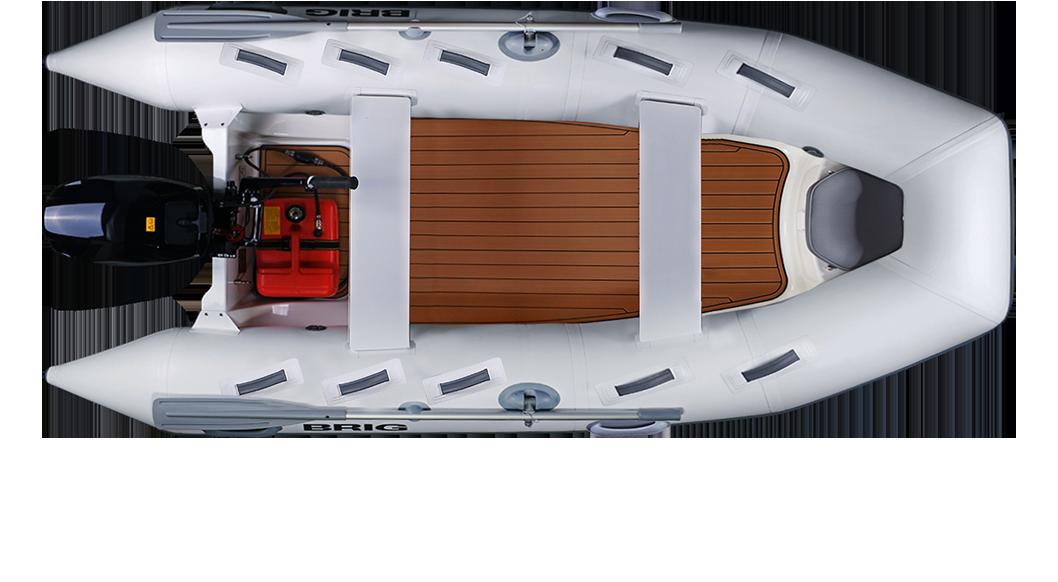Brig Falcon F360H Fiber Tabanlı Şişme Bot