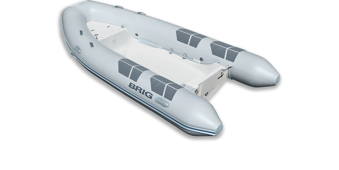 Brig Falcon F400H Fiber Tabanlı Şişme Bot