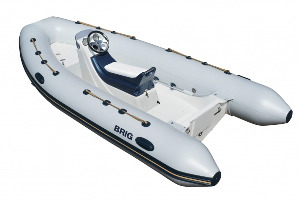 Brig Falcon F400HS Fiber Tabanlı Konsollu Sisme Bot