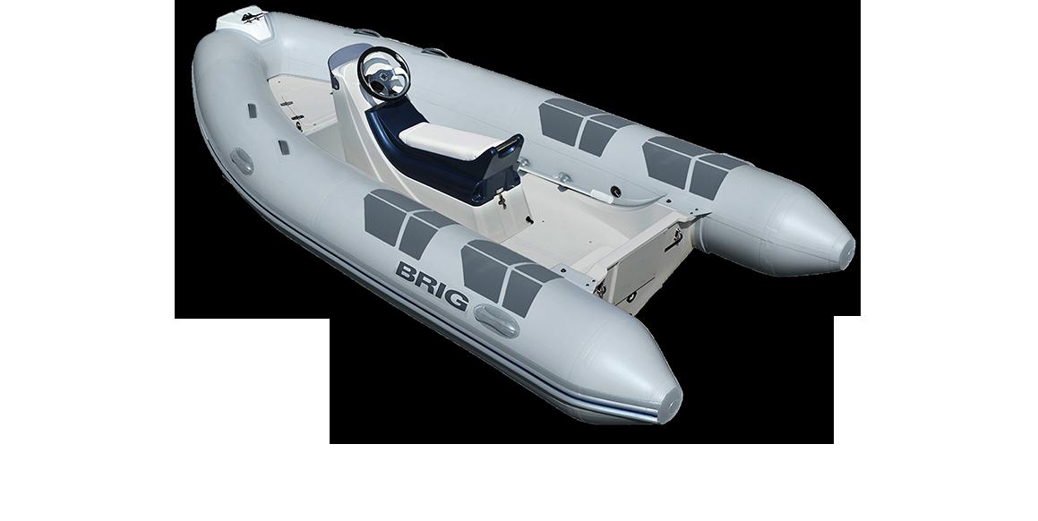 Brig Falcon F400HS Fiber Tabanlı Konsollu Şişme Bot