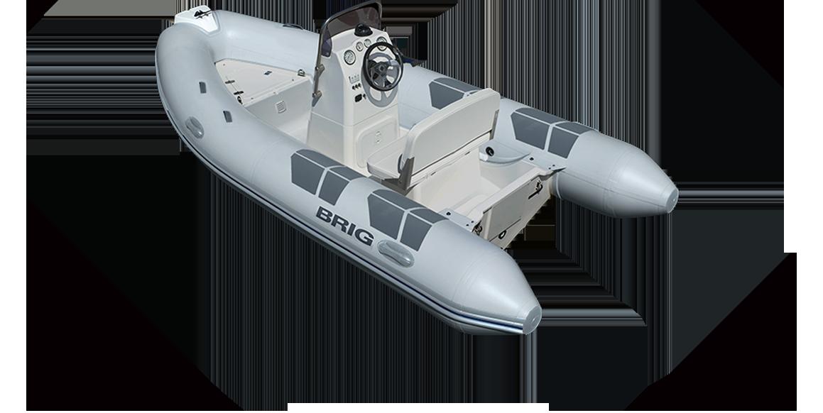 Brig Falcon F400L Fiber Tabanlı Konsollu Şişme Bot