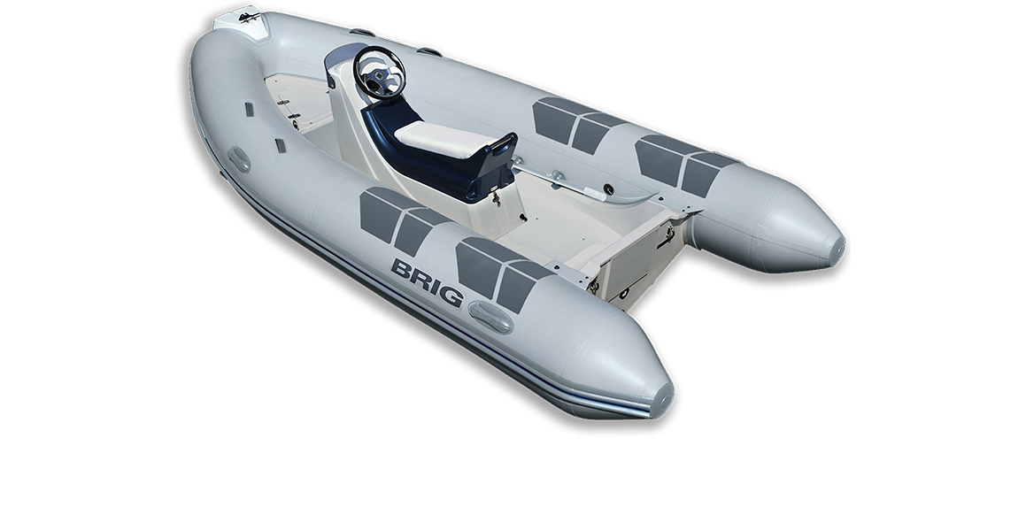 Brig Falcon F400S Fiber Tabanlı Konsollu Şişme Bot