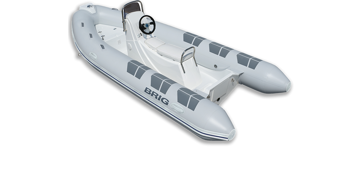 Brig Falcon F450HS Fiber Tabanlı Konsollu Şişme Bot