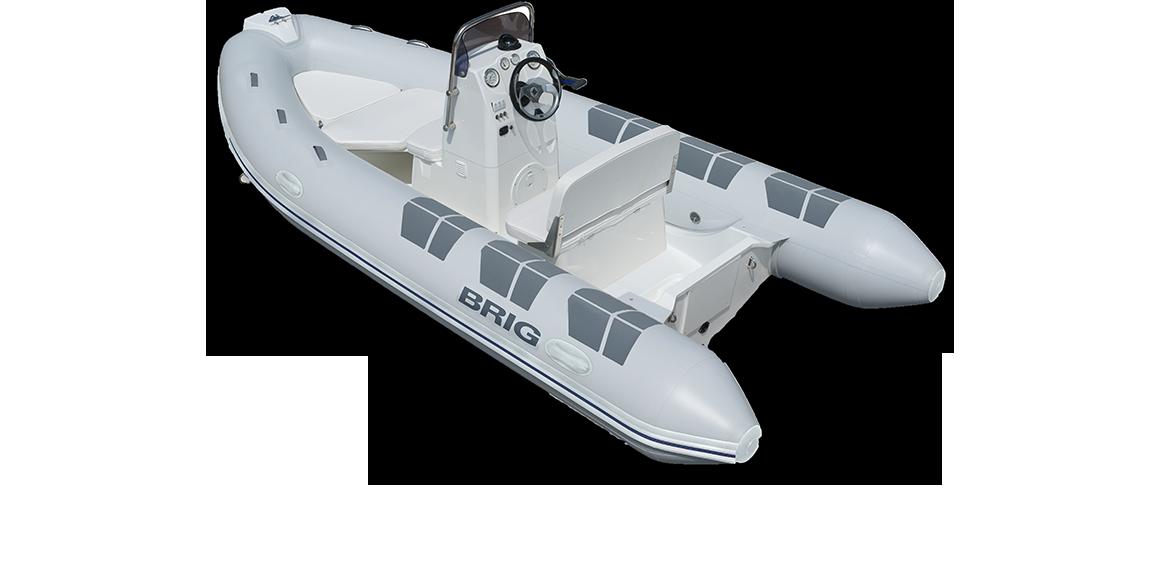 Brig Falcon F450L Fiber Tabanlı Konsollu Şişme Bot