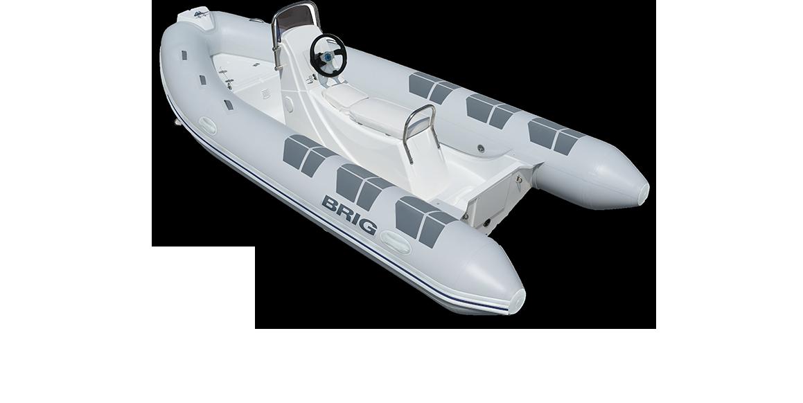 Brig Falcon F450S Fiber Tabanlı Konsollu Şişme Bot
