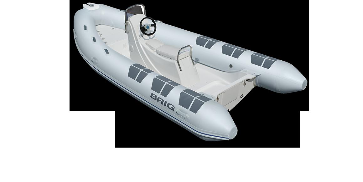 Brig Falcon F500HS Fiber Tabanlı Konsollu Şişme Bot