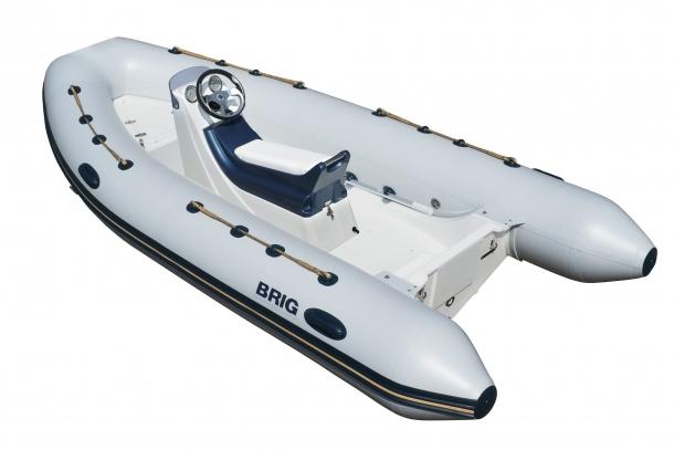 Brig Falcon F500S Fiber Tabanlı Konsollu Sisme Bot