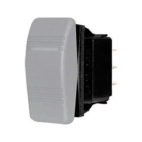 Carling V-Series Contura III Switch - On/Off/On - Yaylı