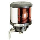 D.H.R. DHR35 Seyir Feneri Cam Elyaf Takviyeli Siyah Plastik - 360° - Kırmızı