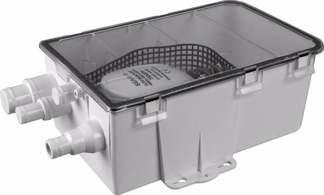 Seaflo Duş Tahliye Sistemi 750 GPH 12V