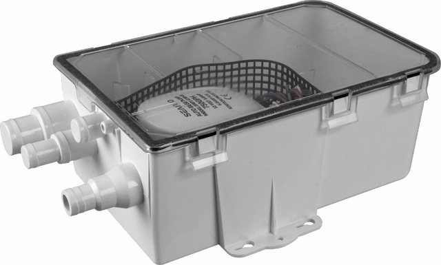 Duş Tahliye Sistemi 700 GPH 24V