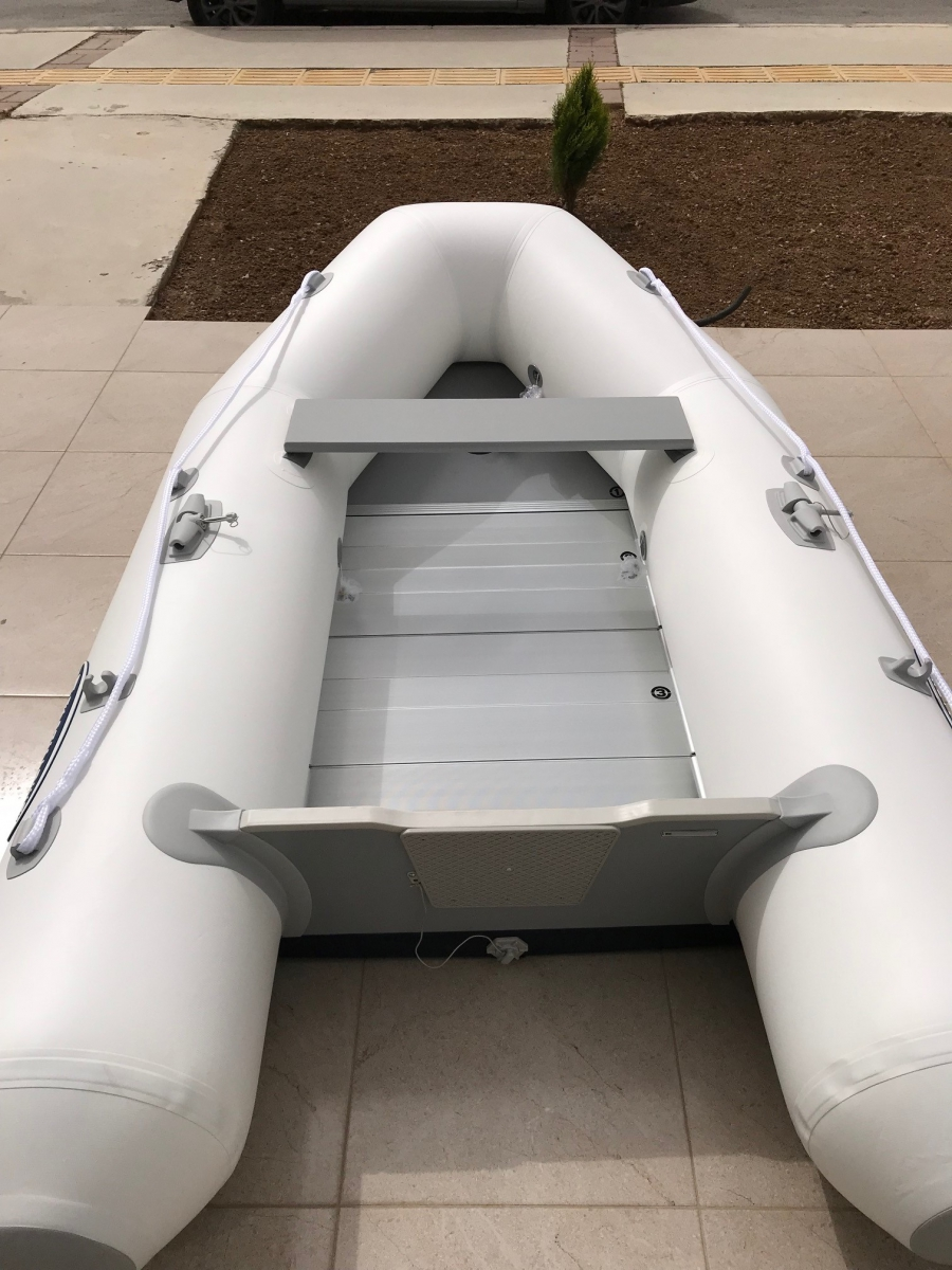 Eastmarine -Şişme Bot 2.30m - Katlanabilir - Aluminyum Taban