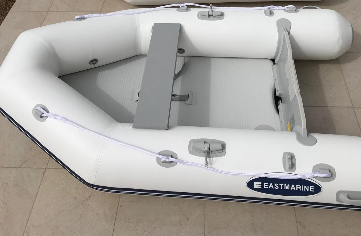 Eastmarine -Şişme Bot 2.40m - Katlanabilir - Şişme Taban