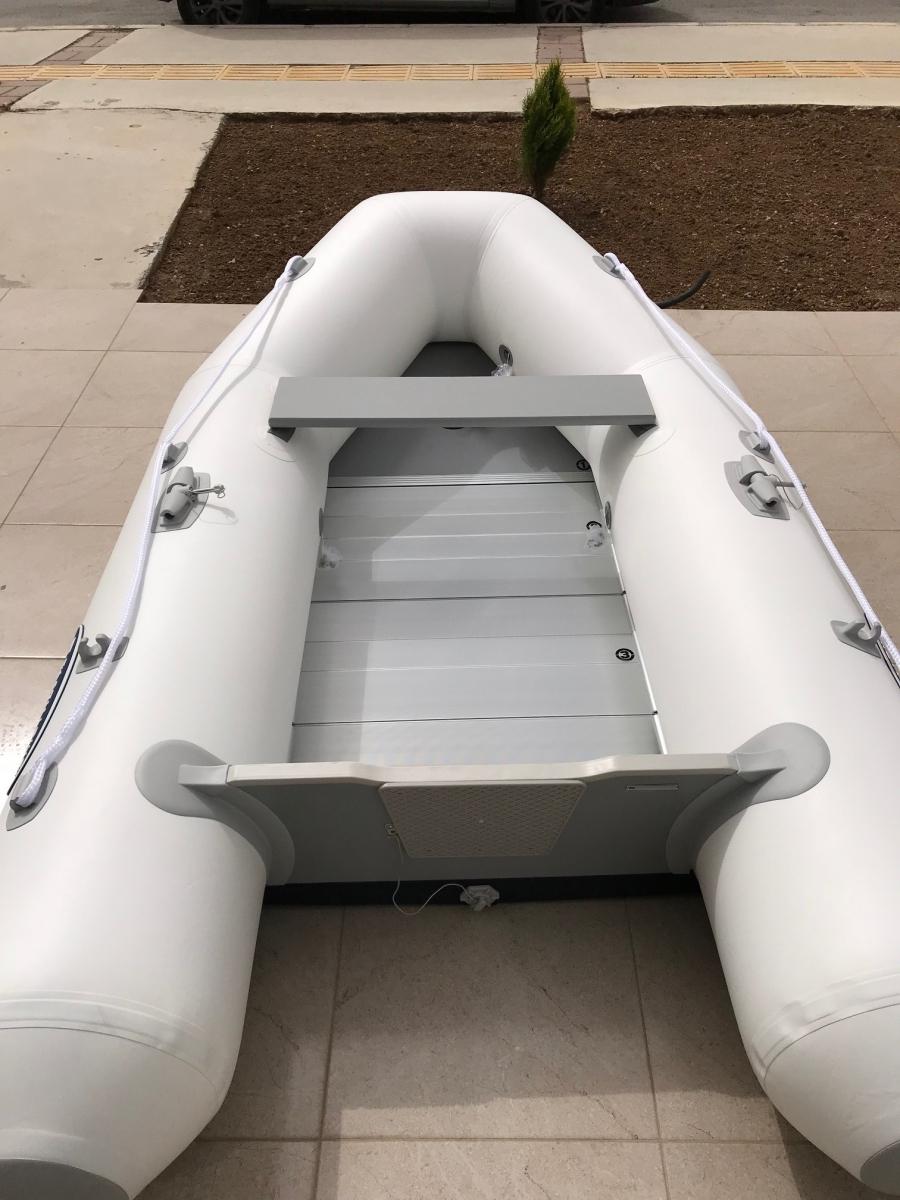 Eastmarine -Şişme Bot 2.65m - Katlanabilir - Aluminyum Taban