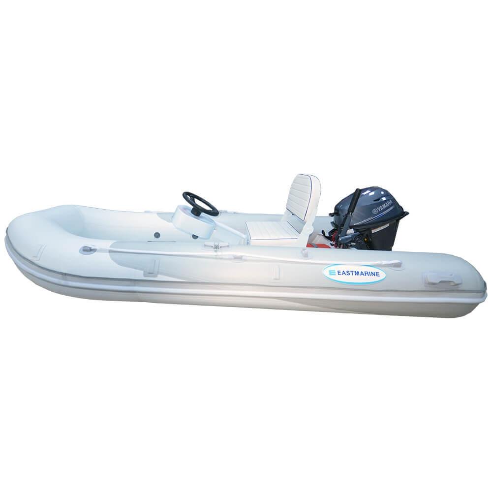 Eastmarine -Şişme Bot 3.40m  - Aluminyum Taban- Konsollu+Koltuklu
