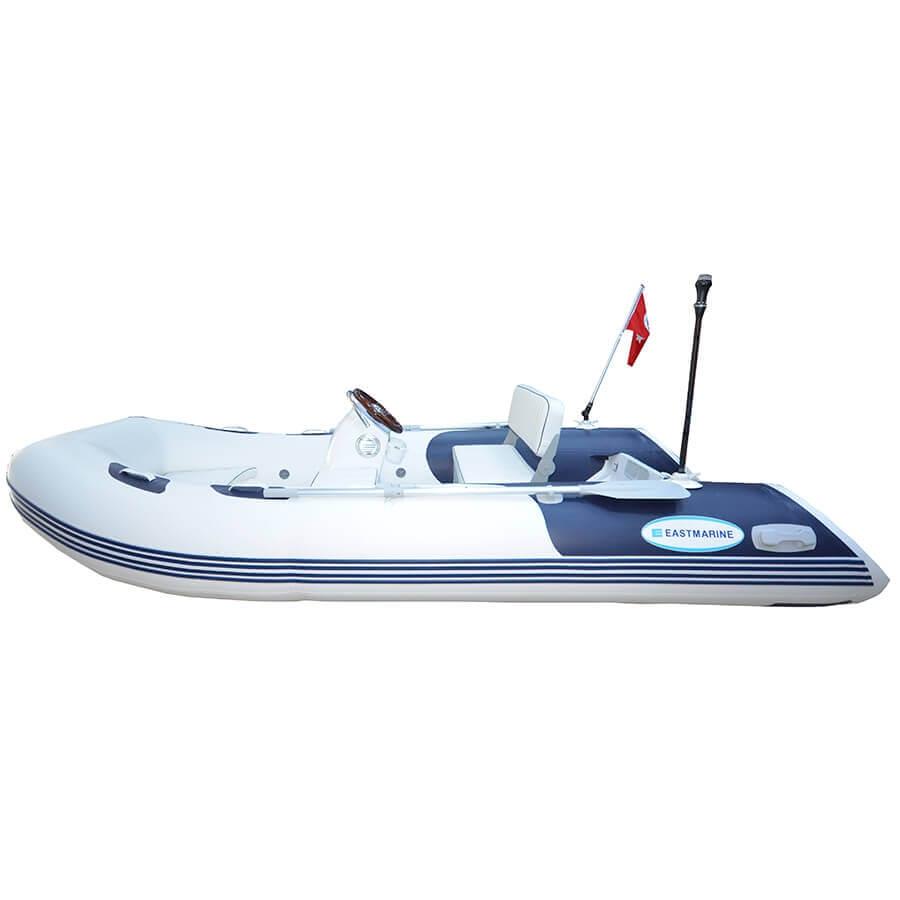 Eastmarine -Şişme Bot 3.80m - Fiber Taban- Konsollu+Koltuklu