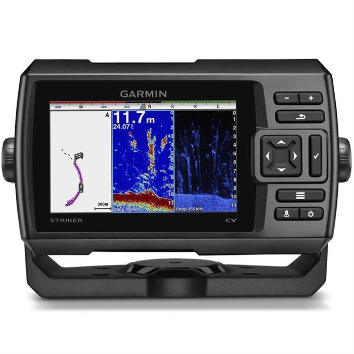 Garmin Balık Bulucu + GPS - Striker Plus 5 CV