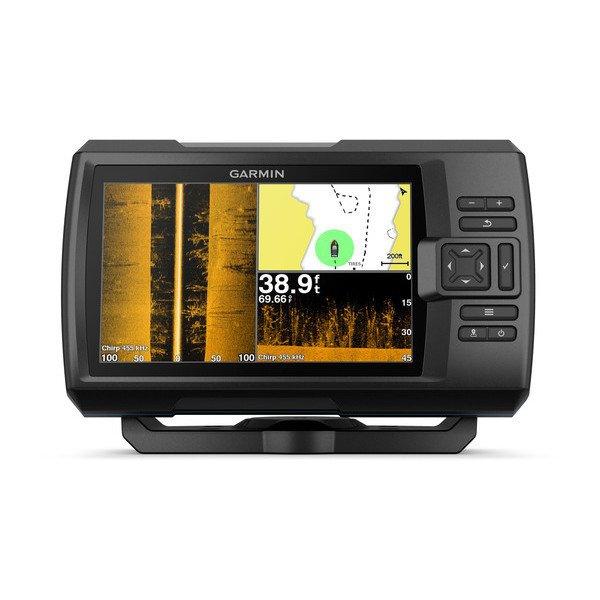 Garmin Balık Bulucu + GPS - Striker Plus 9 SV