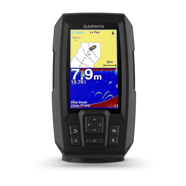 Garmin Balık Bulucu + GPS - Striker Plus 4