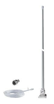 Glomex RA 104 NYAUS VHF Telsiz Anteni / Fiberglas 100 cm