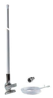 Glomex RA 104 SSAUS VHF Telsiz Anteni / Paslanmaz 100 cm
