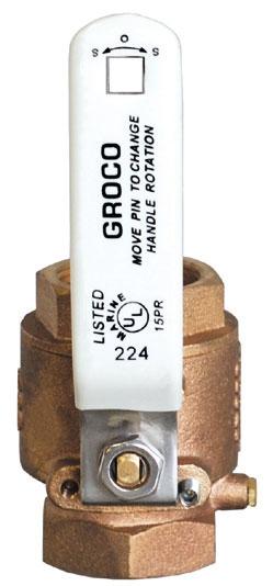 Groco Küresel Vana Bronz 1