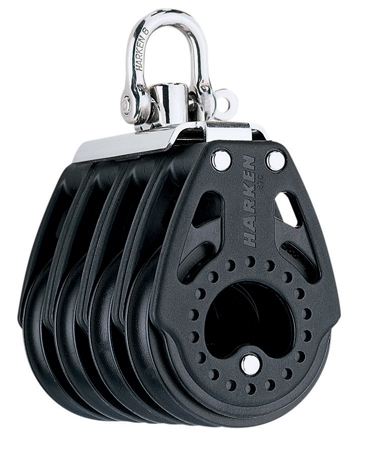 Harken 57mm. Carbo QuadBlock 2631 Makara