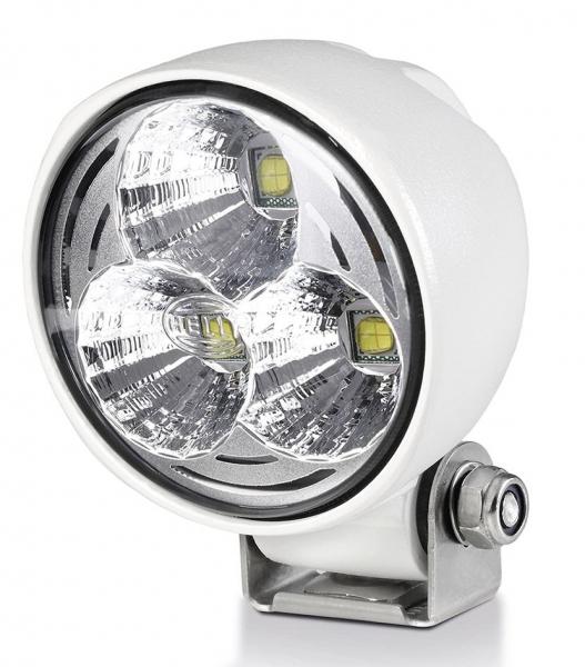 Hella Marine 6136  Mega Beam LED Sabit Projektör - Beyaz