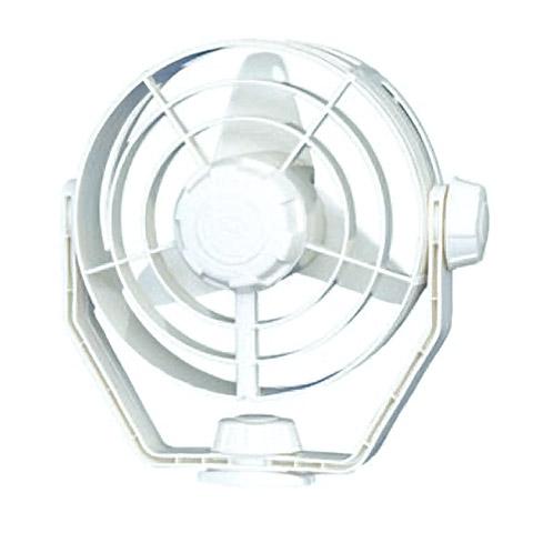 Hella Marine Turbo Asma Vantilatör 12V - Beyaz