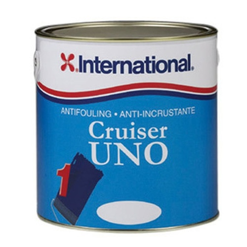 International Cruiser Uno Zehirli Boya 2,5 Lt. - Kirmizi