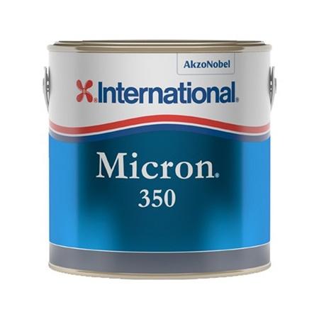 International Micron 350 Zehirli Boya 5 Lt. - Siyah