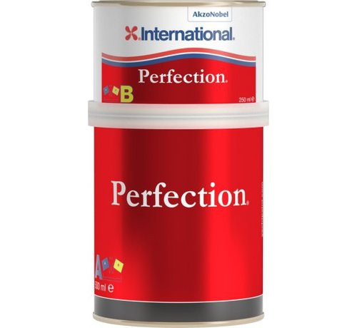 International Perfection Parlak Poliüretan Son Kat Boya 0,75 Lt.